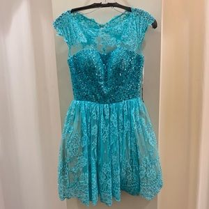 Sherri Hill 2957F Cocktail Dress
